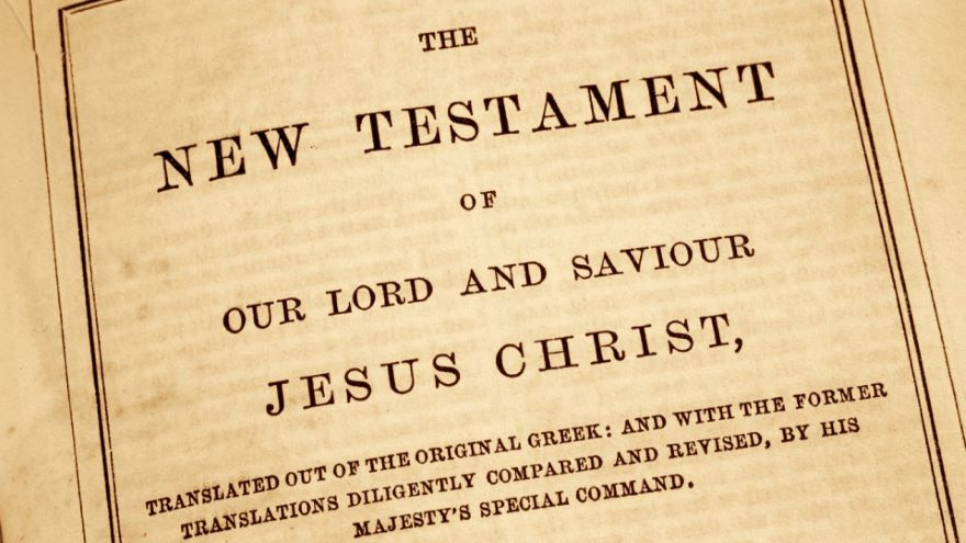 The New Testament-An Overview