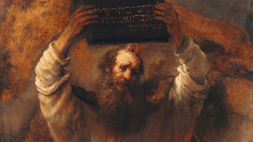 Moses-The Torah's Central Hero