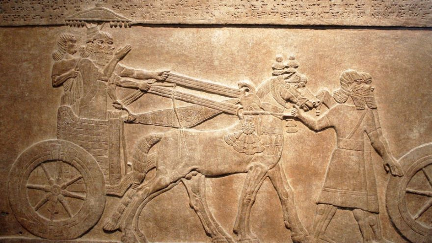 Assyrian Incursion into Israel and Judah