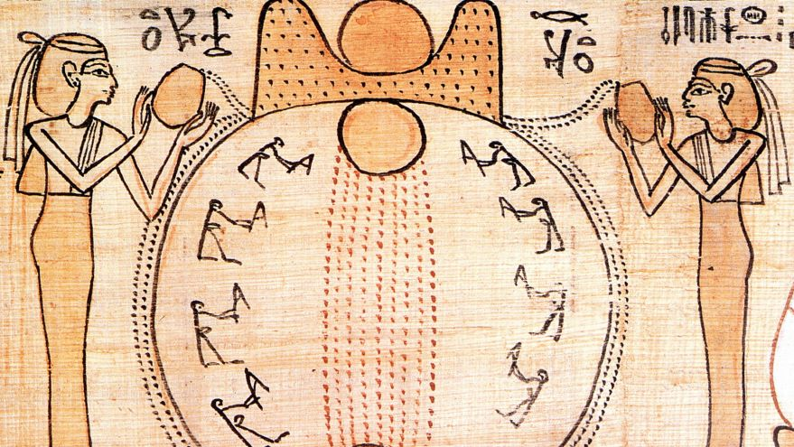 Egyptian Creation Stories and Their Meaning