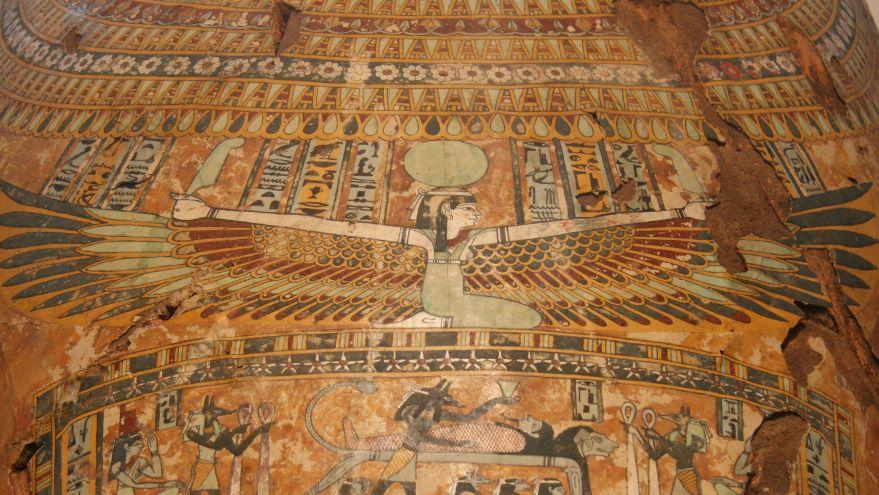 Egypt—The Power of Goddesses