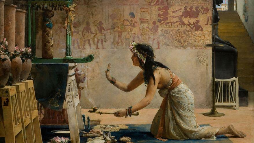 Egypt—Religion in Everyday Life