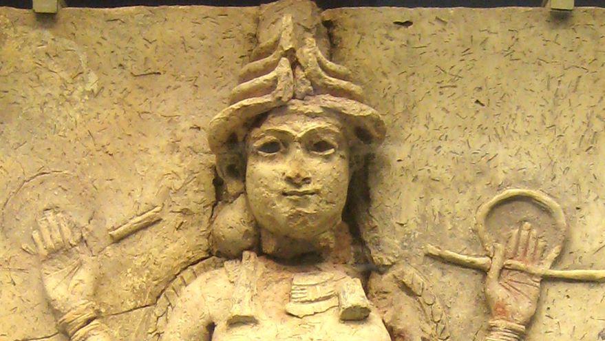 Mesopotamia—Inanna the Goddess