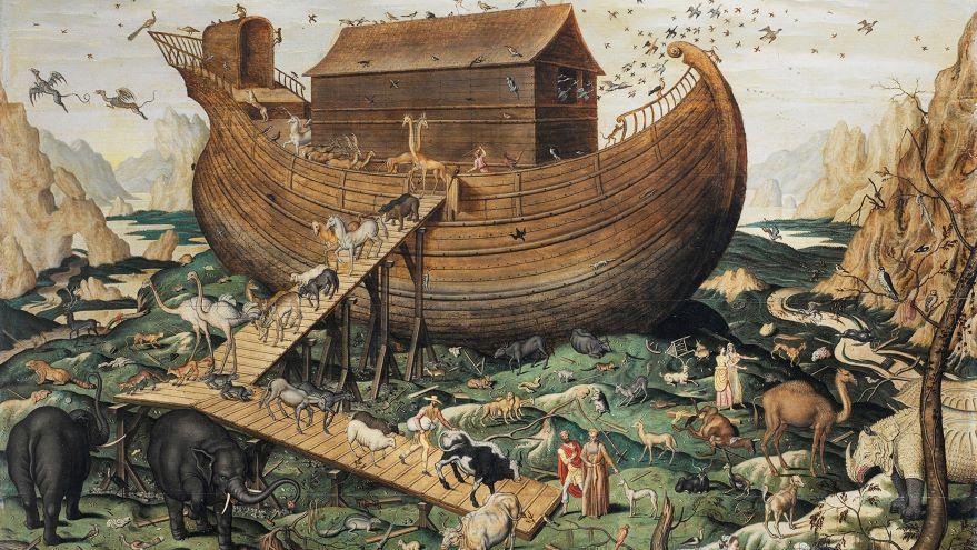 Mesopotamia—The Great Flood