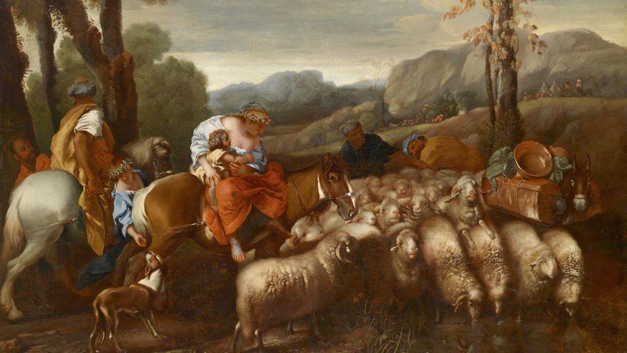 Israel's Ancestral History