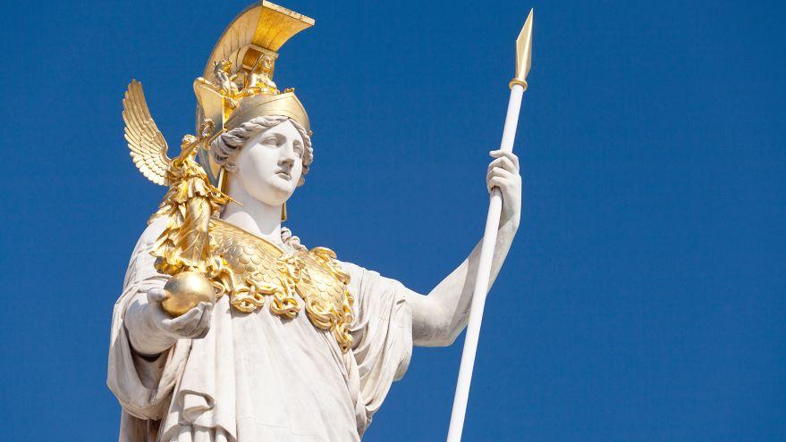 Greece—The Goddess