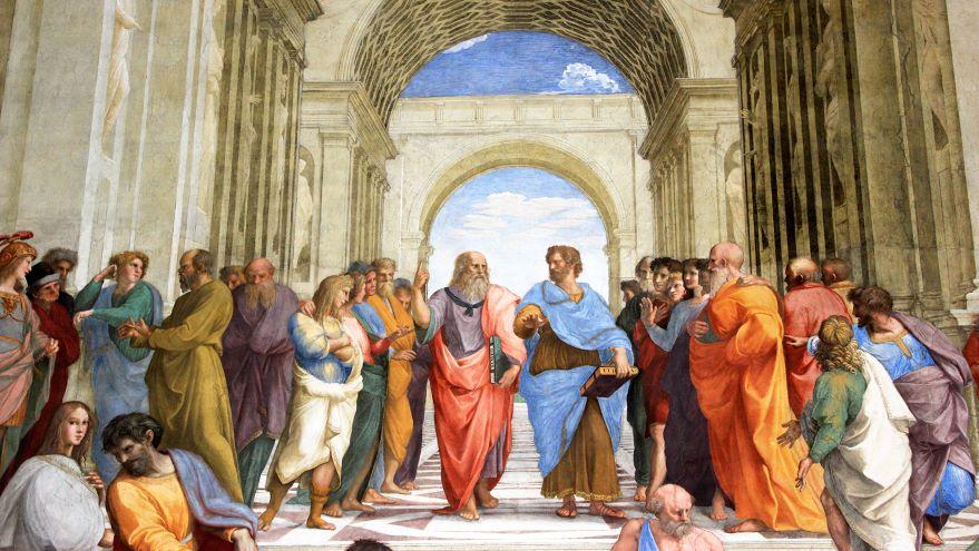 Greece—Philosophy as Religion