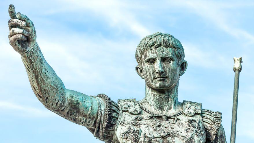 Rome—Saviors and Divine Men