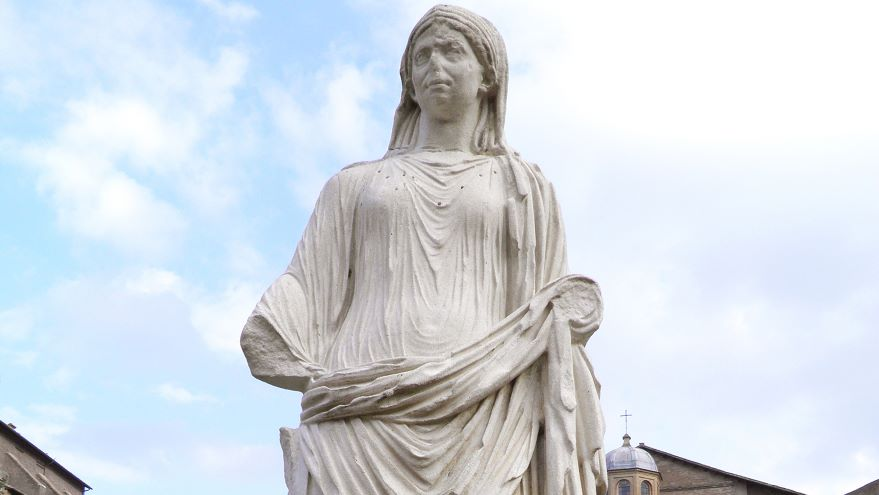 Women's Religious Roles in the Early Empire
