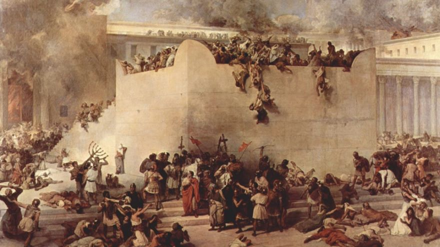 The Rise of the Jewish Sects