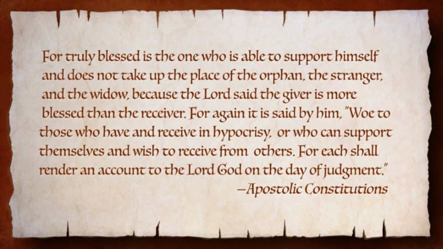 Jesus's Statements beyond the Gospels