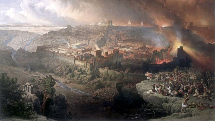 The Jewish and Roman Worlds of Jesus