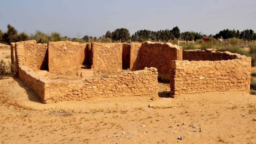 Arabia in the Days of Ignorance