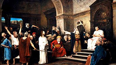 Jesus and Roman Rule