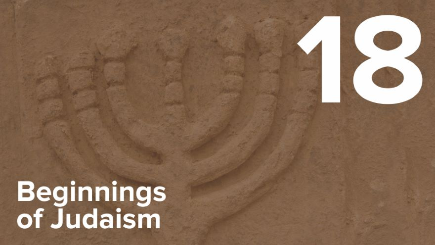 Changing God's Address-Temple to Synagogue