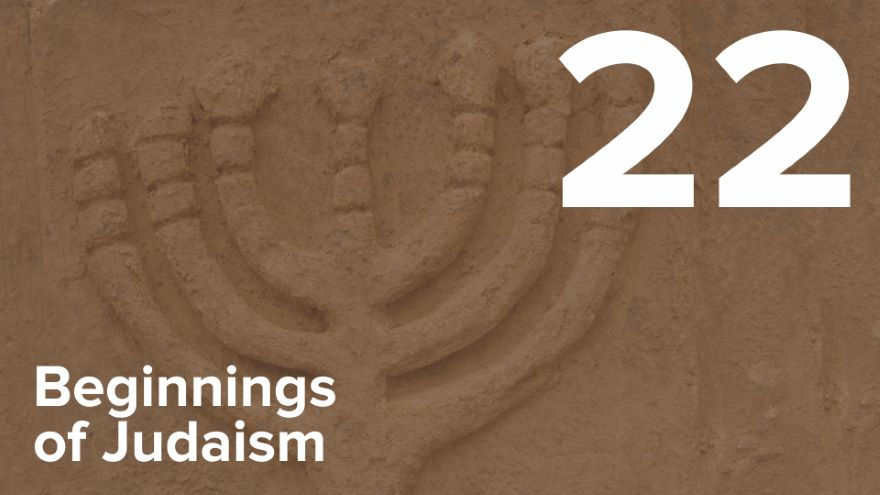 The Shaping of Rabbinic Judaism