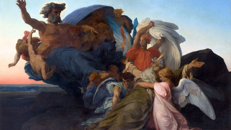Ancient Jews Who Were Gods
