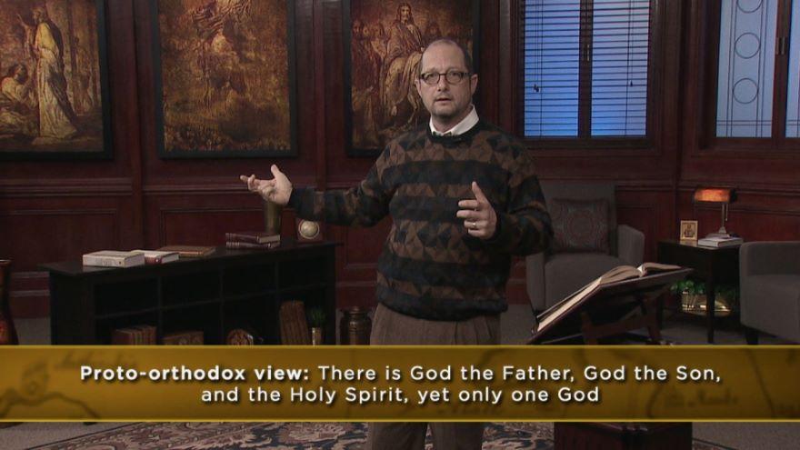 Christ's Dual Nature-Proto-Orthodoxy