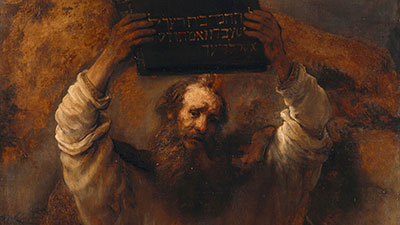 The God of Israel