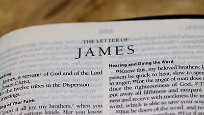 Paul, Jesus, and James