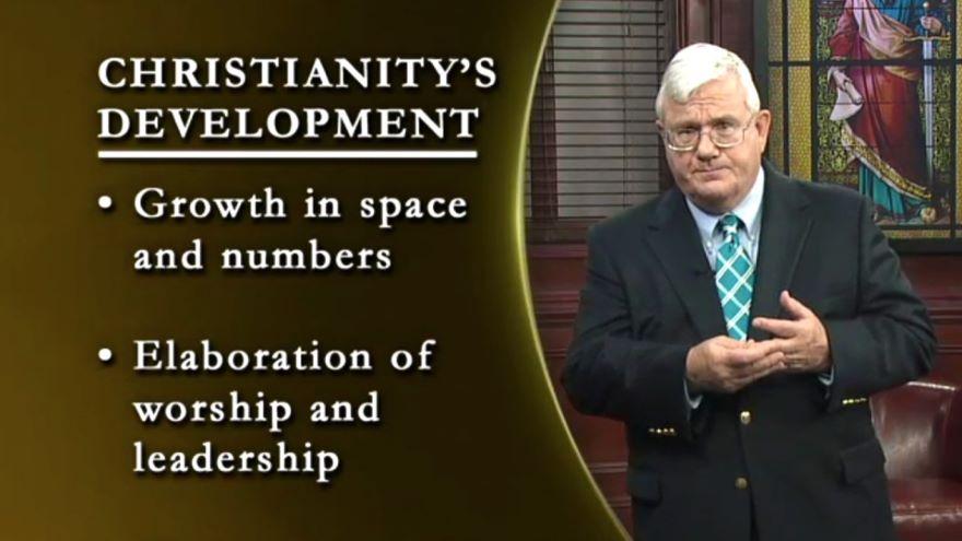 Institutional Development before Constantine