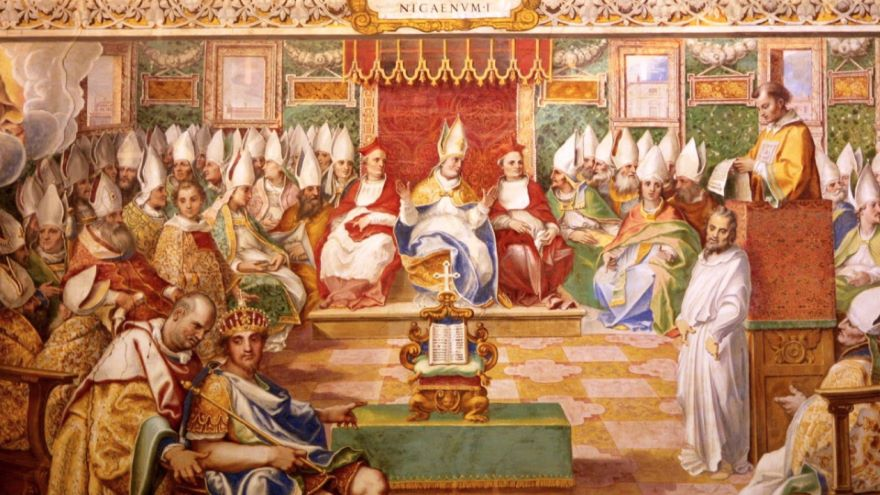 Theological Crisis and Council-The Trinity