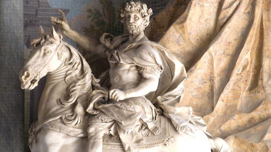 From Roman Empire to Holy Roman Empire
