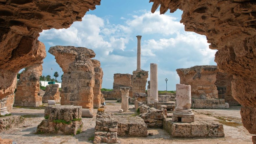Book V-From Carthage to Rome