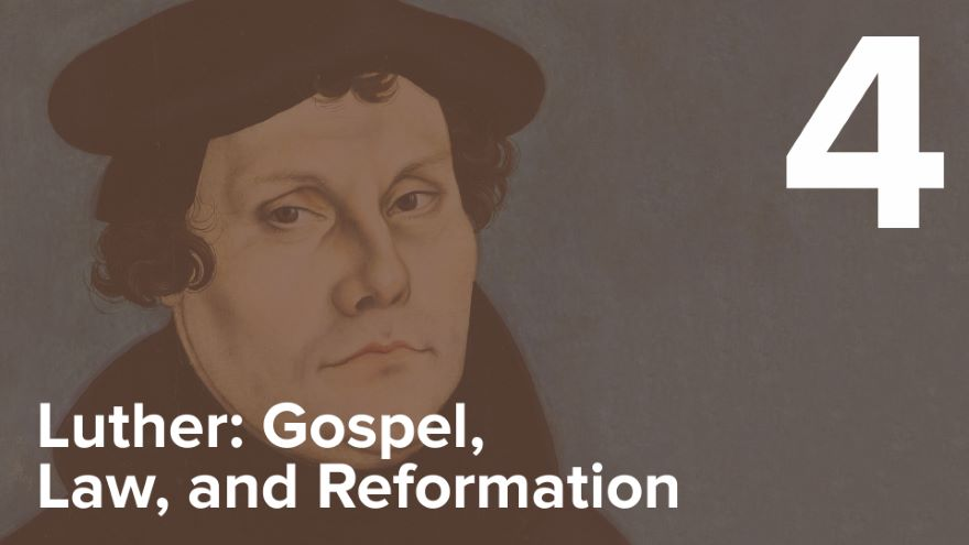 Young Luther Against Himself
