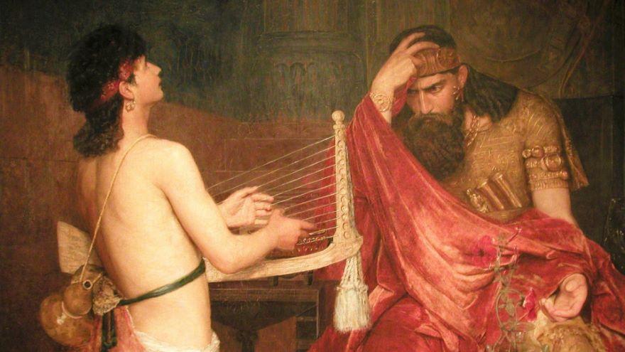 Saul, the Tragic King