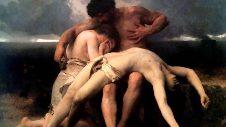 The Hebrew Bible-Human Rivalry with God