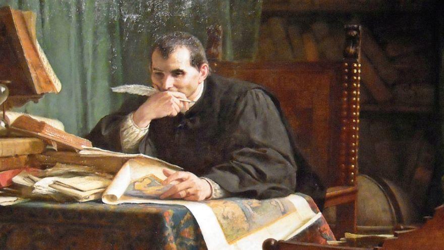 Dark Politics-Machiavelli on How to Be Bad