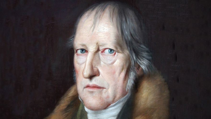 Hegel-The Slaughter Block of History