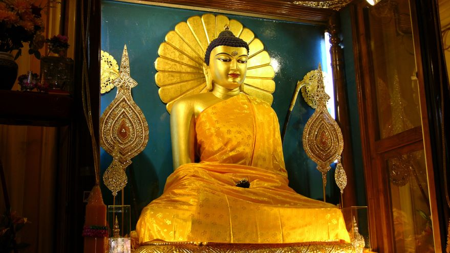 India at the Time of the Buddha