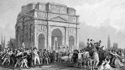 The French Revolution and an Introduction to Beethoven