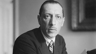 Early 20th-Century Modernism-Igor Stravinsky