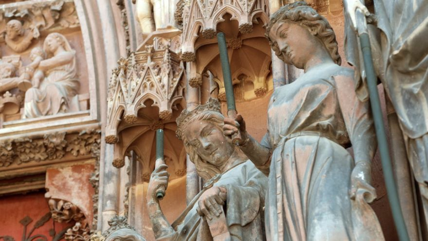 Gothic Art in Germany and Italy