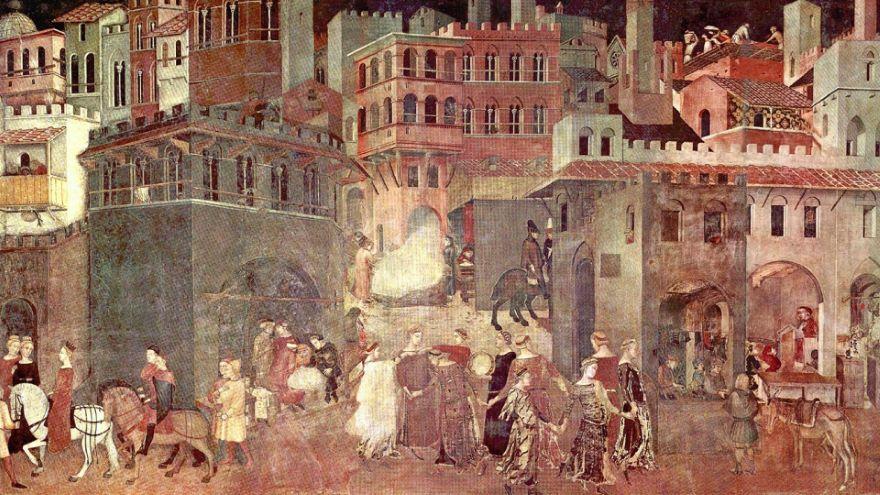 Sienese Art in the 14th Century