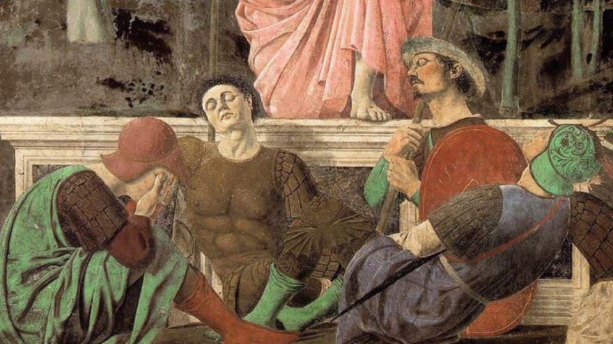Piero della Francesca in Arezzo