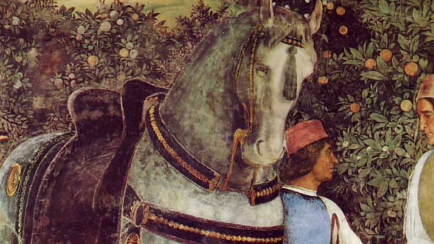 Andrea Mantegna and Giovanni Bellini