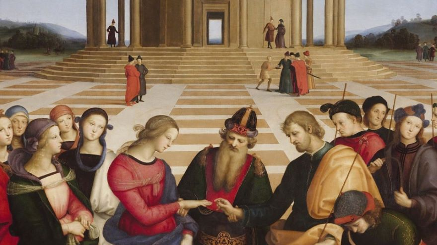 The High Renaissance-Raphael
