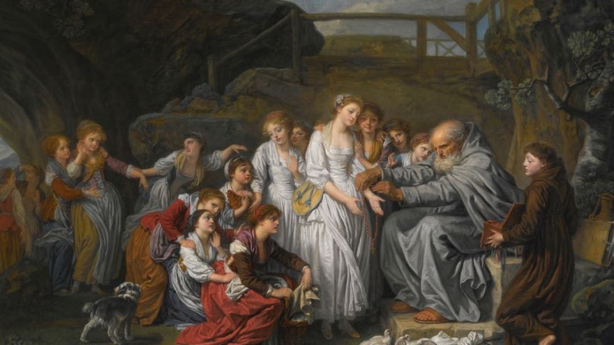 French Art in the 18th Century