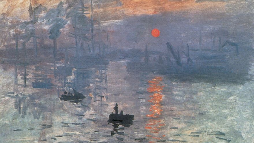 Manet and Monet-The Birth of Impressionism