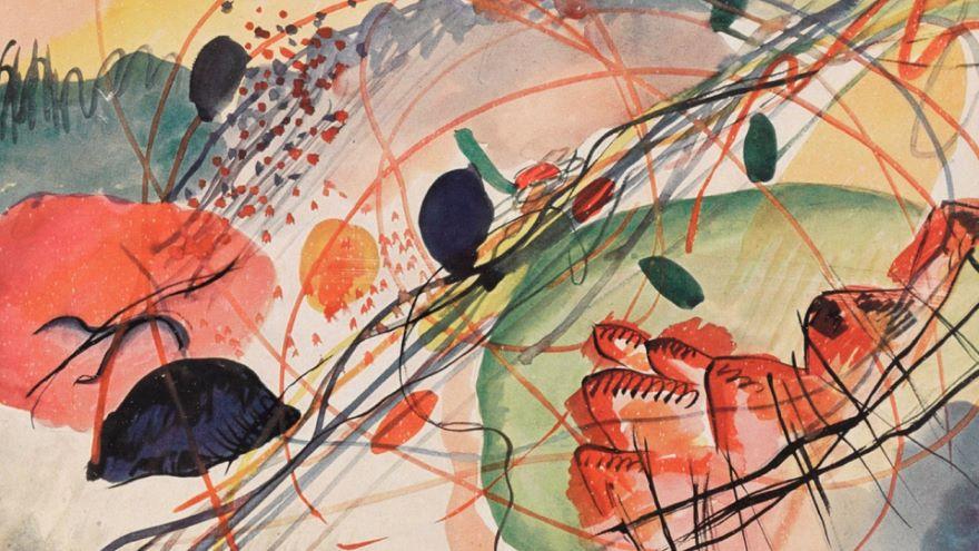 Art between Two Wars-Kandinsky to Picasso