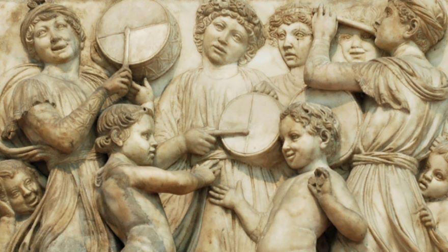 Donatello and Luca della Robbia