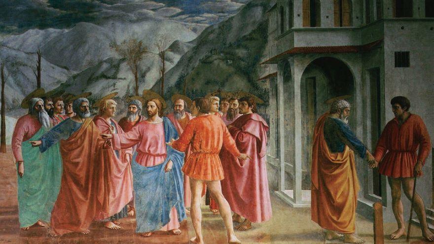 Masaccio-The Brancacci Chapel