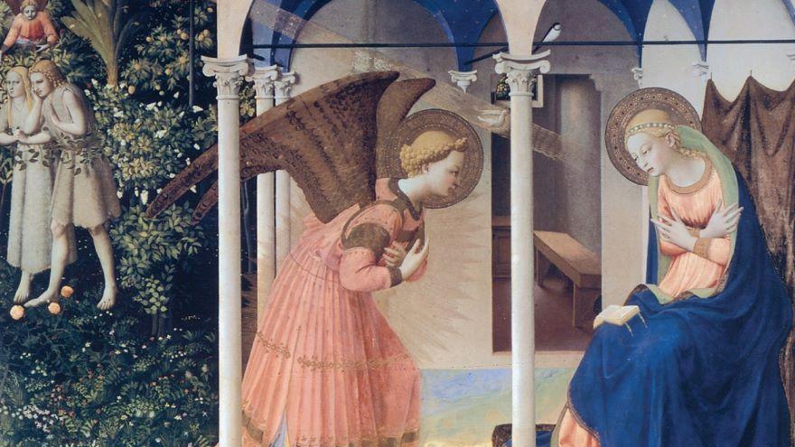 Fra Angelico and Fra Filippo Lippi