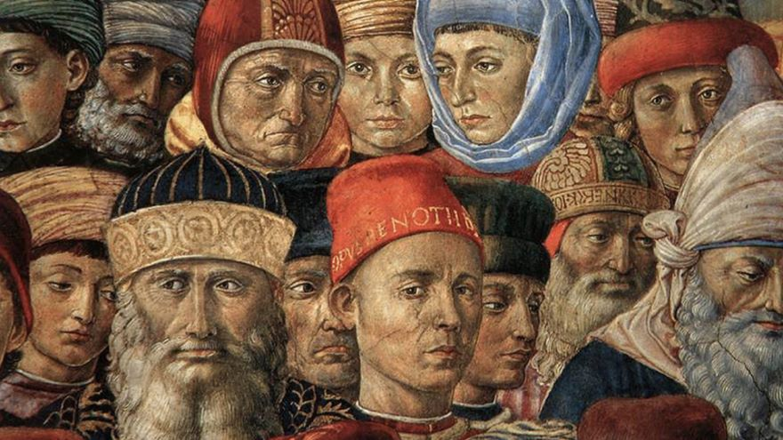 Pageant of Life in Renaissance Florence