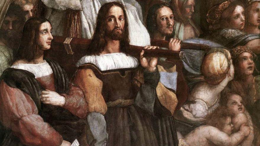 Raphael-History Paintings