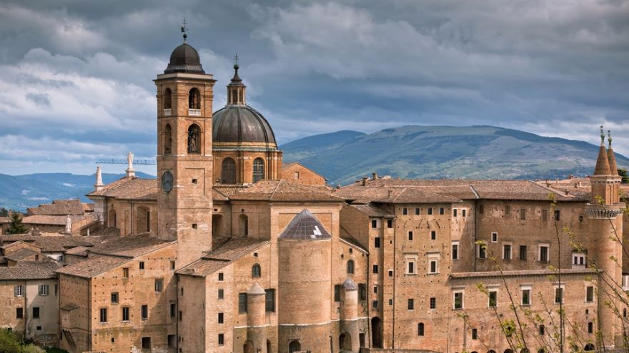 Urbino-Microcosm of Renaissance Civilization